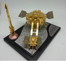 嫦娥三号月球车——完整3d模型一套